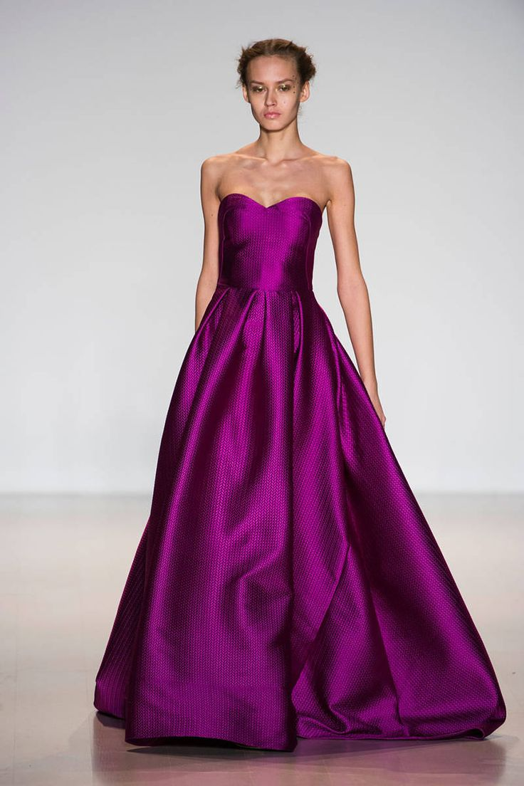 THE MOST GORGEOUS GOWNS FROM THE NEW YORK RUNWAYS: Lela Rose #NYFW2014