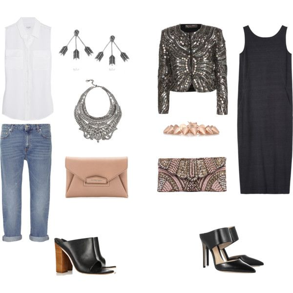 """""""MULE IT OVER"""" by lefrenchtitle on Polyvore"""