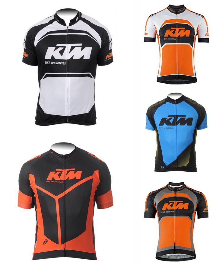 [Visit to Buy] 2016 KTM Cycling team jersey bike clothes Ropa Ciclismo mens summer pro cycling wear ride maillot Culotte customize #Advertisement