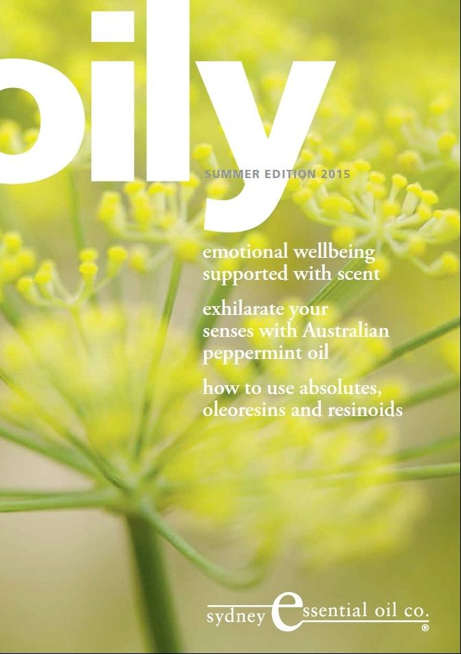 Summer 2015 | Oily Magazine | Australian Peppermint oil | Natural Cosmetics Download your copy now http://www.seoc.com.au/downloads/Oily-News-Summer-2015.pdf