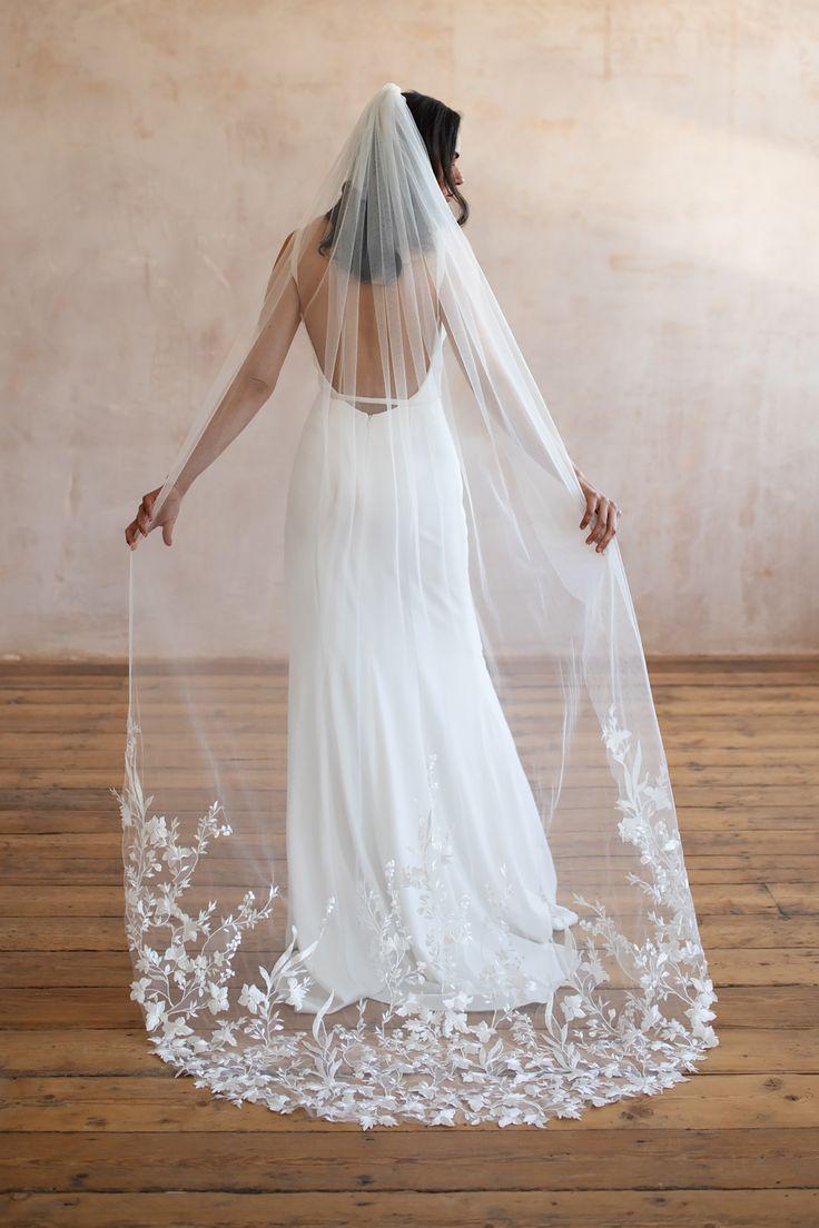 Simple Wedding Dresses   Minimalist Wedding Dresses   Bridal Shop ...