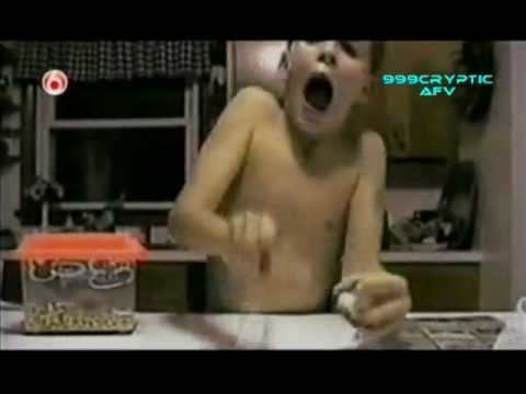 ★ 100 scared people part 1 - Scary AFV Video Clips #26 - America's Funniest Home Videos part 577