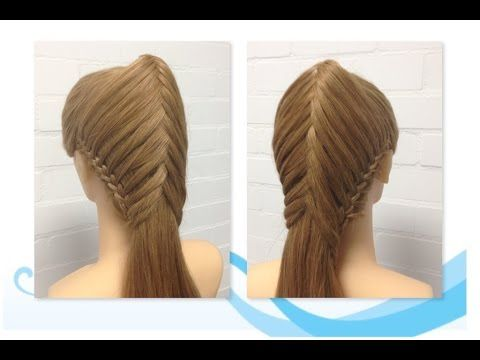 Stupendous 1000 Images About Hairstyle Video On Pinterest Braid Hairstyles Short Hairstyles Gunalazisus