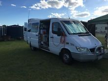 2003 Mercedes Sprinter Campervan Toowoomba Toowoomba City Preview