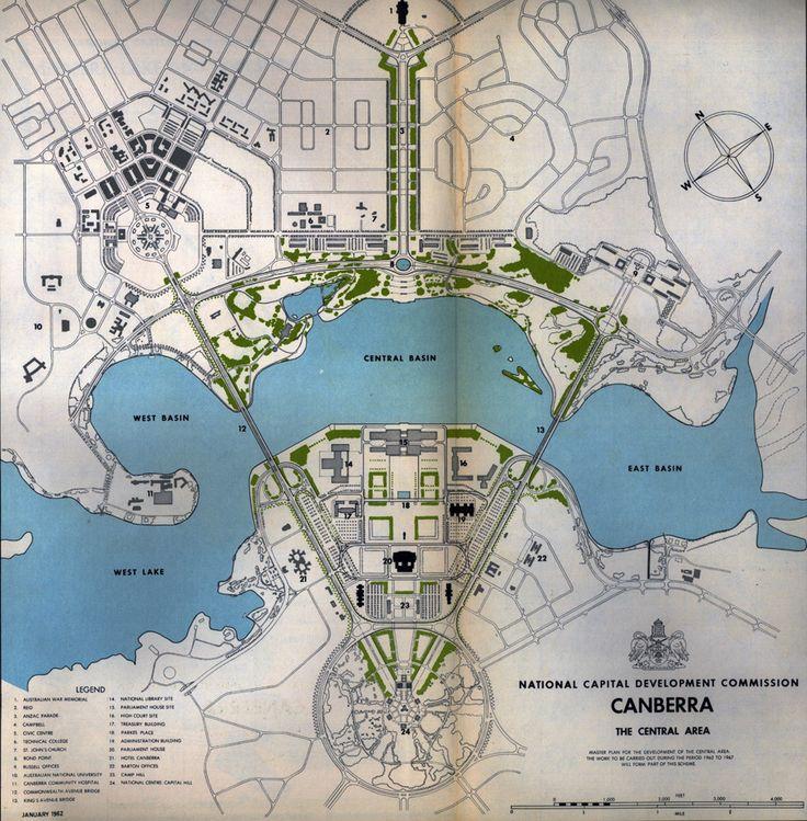 Canberra, Australia 1962