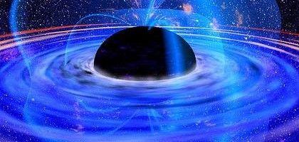 Černé díry a holografický vesmír