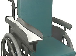 Wheelchair Positioning Economy Arm Trough For Person
