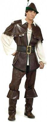 Robin Hood Couple Costumes