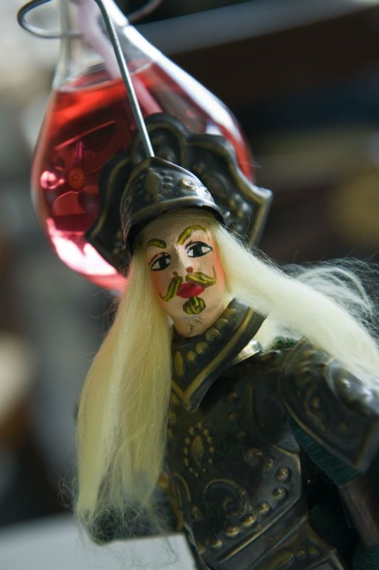 """The """"Pupi Siciliani"""",Sicilian Puppets, a unique kind of marionettes"""