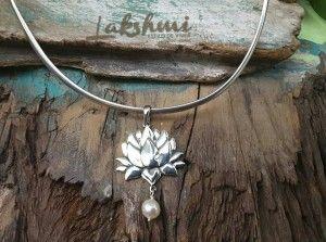 Pingente iluminação, flor de lótus, budismo, símbolo budista