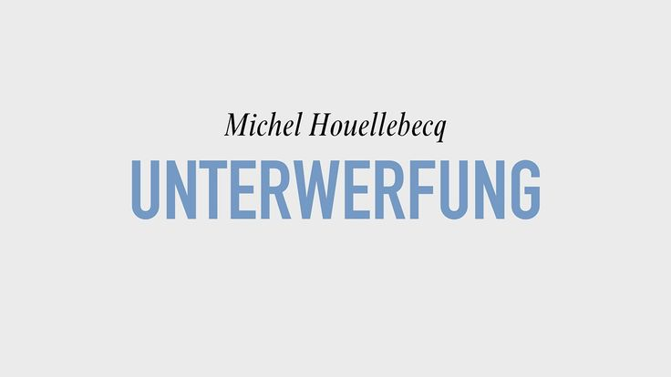 ETA 36 Unterwerfung  Trailer zum Theaterstück Unterwerfung von Michel Houellebecq des ETA Hoffmann Theaters Bamberg. Regie: Sibylle Broll-Pape. Mit: Stephan Ullrich Daniel Seniuk Pina Kühr Bertram Maxim Gärtner  From: ETA Hoffmann Theater  #Theaterkompass #TV #Video #Vorschau #Trailer #Theater #Theatre #Schauspiel #Clips #Trailershow
