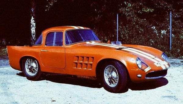 #skoda 1100 OHC Spider Type 968  1958