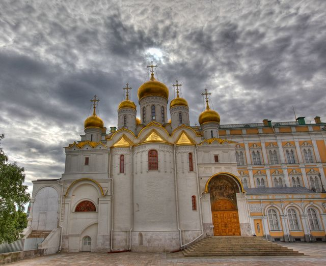 Annunciation Cathedral, Moscow Kremlin