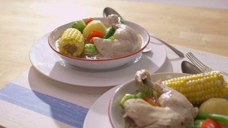Cazuela de pollo   Cuisine futée, parents pressés