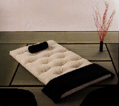 ASIAN FUTON BLACK MATTRESS FUTON - Google Search