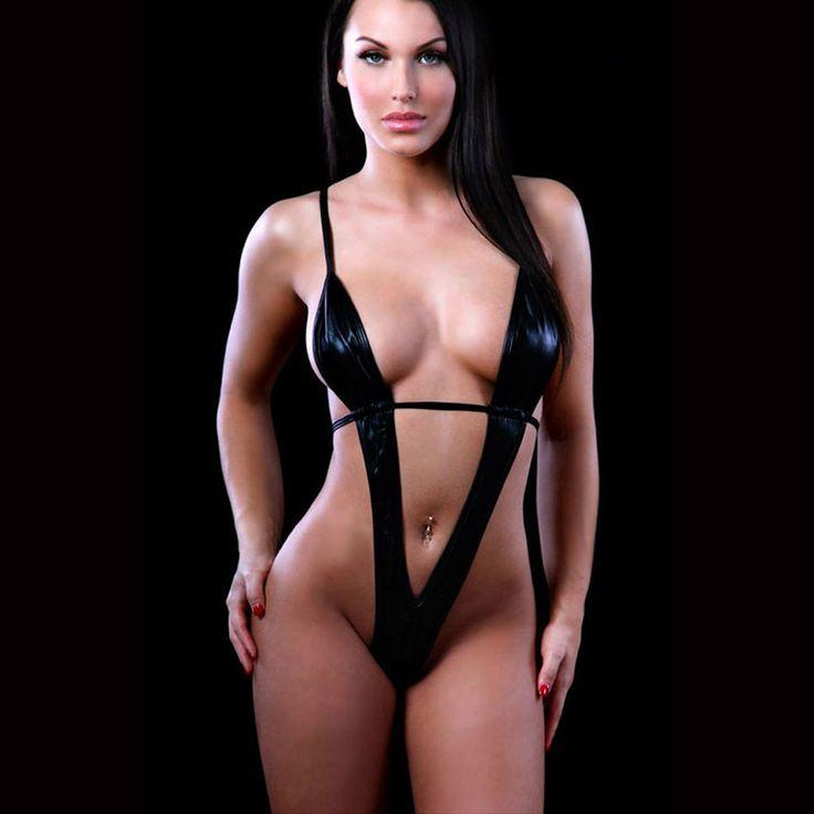 Kulit baru wanita plus size lingerie sexy hot hitam erotis lingerie teddy pakaian seksi kostum seksi lenceria sexy