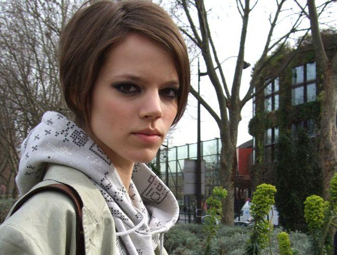 Renata and Jonathan: Beauty | Rebel | Freja Beha Erichsen