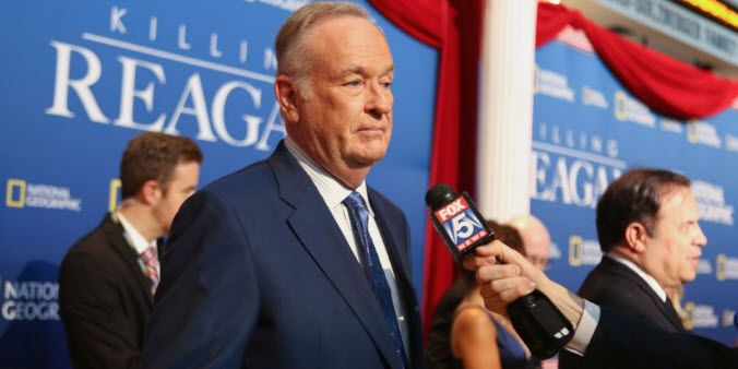 Fox's Bill O'Reilly Takes Sudden Planned Vacation; James Murdoch Reportedly Wants Him Gone | Zero Hedge
