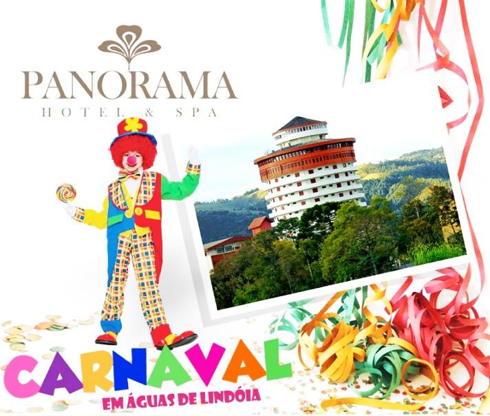 Com muitos concursos de fantasias, enredo e até sambista, o Panorama traz muitas atrações para o Carnaval!