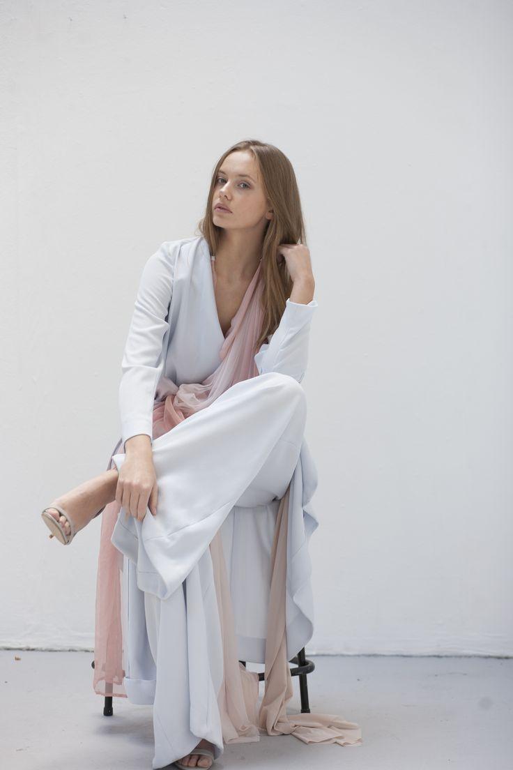 Julie Cotter Fashion Design Graduate SS 16 Obscure Exultattion