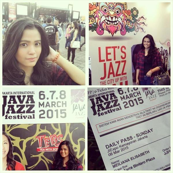 Christina Perri Tampil Memukau di Festival Java Jazz 2015