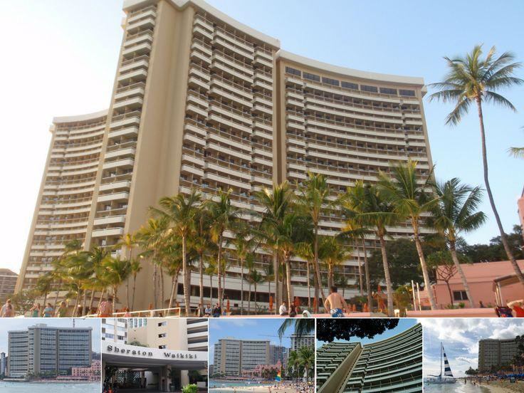 Sheraton Wiaikiki - favourite resort!  http://www.thegirlswhowander.com/2017/04/08/highlights-of-oahu-hawaii/