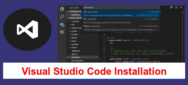 Visual Studio Code is a lightweight source code editor for JavaScript, TypeScript and Node.js Applications. It also have extensions for multiple other programming languages like C++, C#, Python, PHP, Go, etc. This tutorial will help you to install Visual Studio Code editor on Ubuntu, Debian, Linuxmint and its derivatives systems. Note: Visual Studio Code is […]