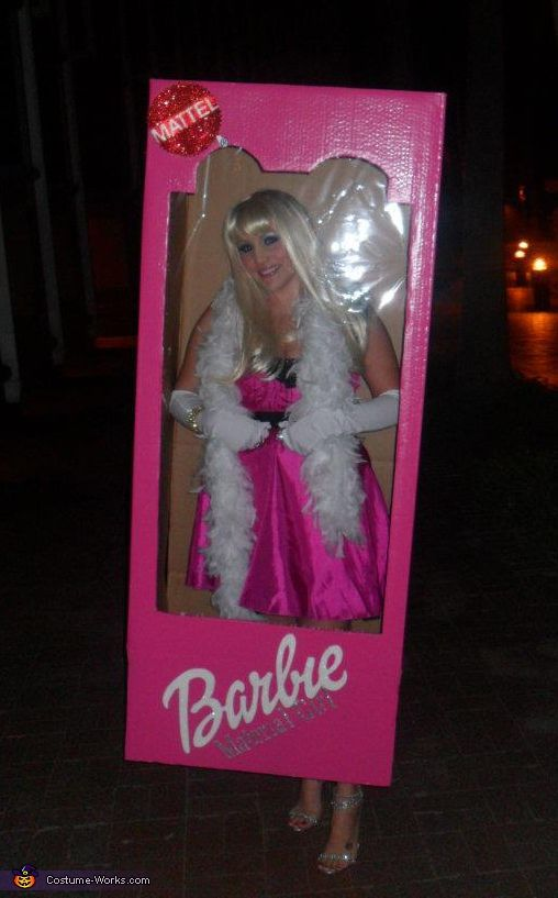 28 Best Images About Halloween Costume On Pinterest  sc 1 st  Meningrey & Barbie Costume Diy - Meningrey
