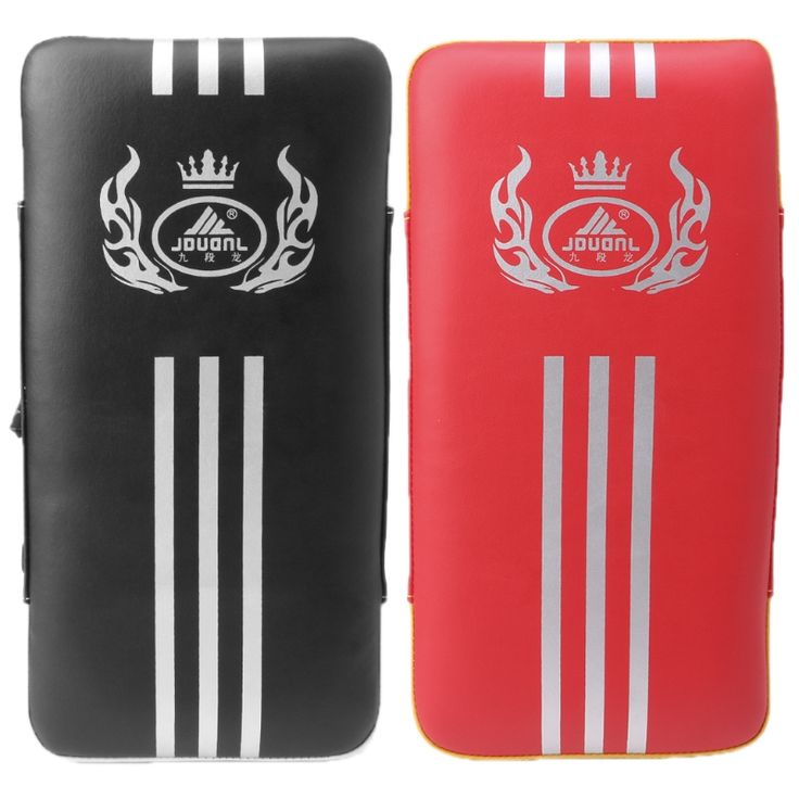 check price faux leather punching kicking pad boxing arm target focus mma muay thai training #muay #thai #pads