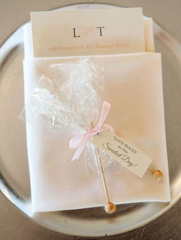 25 Best Ideas About Candy Wedding Favors On Pinterest