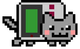 The Official Homepage of Nyan Cat!