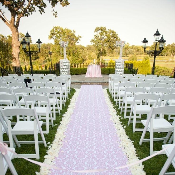 Wedding Aisle: 17 Best Ideas About Beach Wedding Aisles On Pinterest