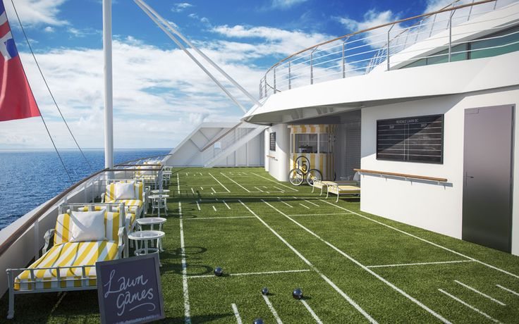 P&O Australia has revealed details of the pacific Explorer cruise ship, a new addition to the fleet which is coming in 2017. #cruise #travel
