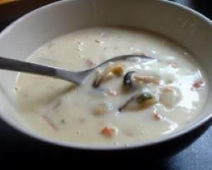 1000 images about soup on pinterest stew clam chowder for Crockpot fish chowder