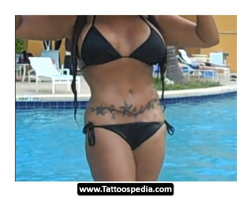 stomach tattoos to cover scars | Pin Tummy Tuck Scar Cover Up Tattoo Page 2 on Pinterest
