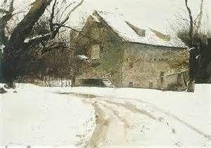Andrew Wyeth | Andrew Wyeth Paintings