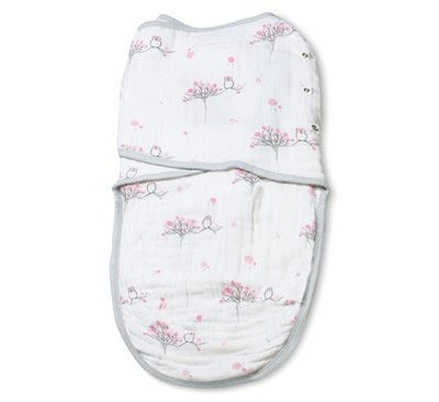Easy Swaddle Blanket - For the Birds – Baby Luno