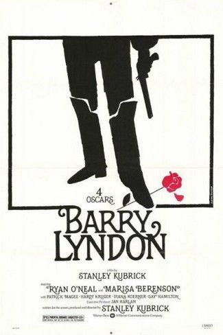 """Barry Lyndon (1975). """"Nessun ragazzo, per la prima volta libero e con venti ghinee in tasca, si sente veramente triste. E Barry partì alla volta di Dublino senza tanto pensare alla cara mamma rimasta sola e al focolare lasciato alle sue spalle, quanto al domani, con tutte le meraviglie che gli avrebbe portato"""". - Narratore"""