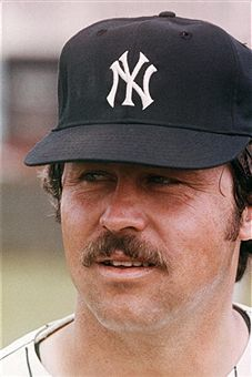 Catfish Hunter 1965. He was born in Hertford, NC and died in Hertford, NC on 9/9/99