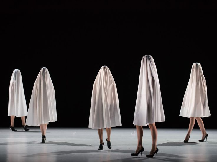 Hussein Chalayan's Gravity Fatigue, Sadler's Wells, review: At last, movement and a sense of theatre take the spotlight