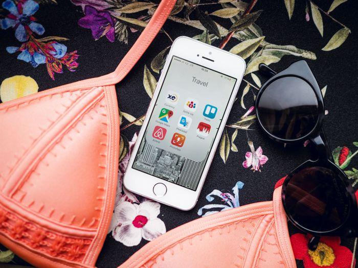 Nejlepší mobilní aplikace na cestování! | A Cup Of Style