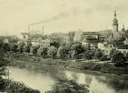 Old Ostrava City - moravian part