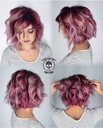 Image Result For Rose Mauve Hair Color Hair Beauty In 2018