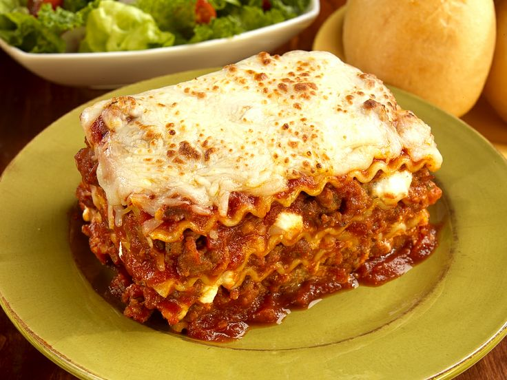 Good Lasagna Recipe Food Network