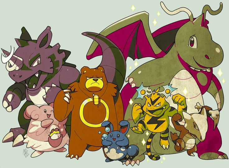 Old school crystal pokemon team soul silver nidoking