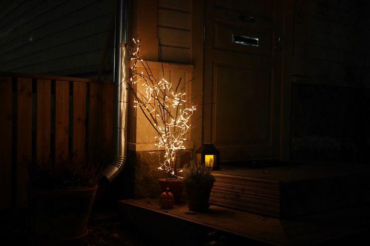 Autumn/Christmas lights tuulinenpaiva.fi