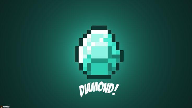 diamond minecraft Computer Wallpaper