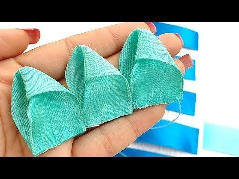 DIY Amazing Creative Art, Ribbon Craft Ideas – YouTube