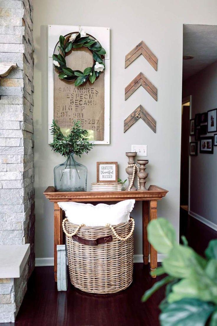 31 Timeless Rustic Living Room Decorating Ideas Th Add Charm Cozy Decorating Ideas Liv Wall Decor Living Room Rustic Farmhouse Wall Decor Room Wall Decor
