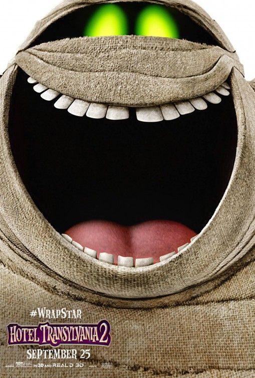 Click to View Extra Large Poster Image for Hotel Transylvania 2